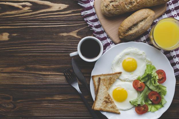 Peluang Usaha Sampingan Untuk Karyawan - Bisnis Makanan Pagi
