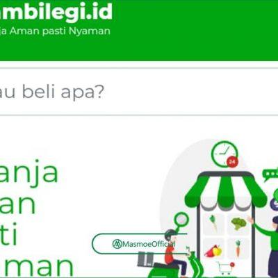 Inovasi Belanja Aman Saat Pandemi Covid-19 Melalui pasarsambilegi.id