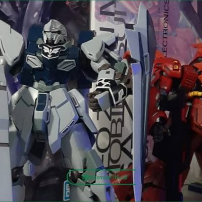Koleksi Gundam Plastik (Gunpla) Hobi Sekaligus Investasi