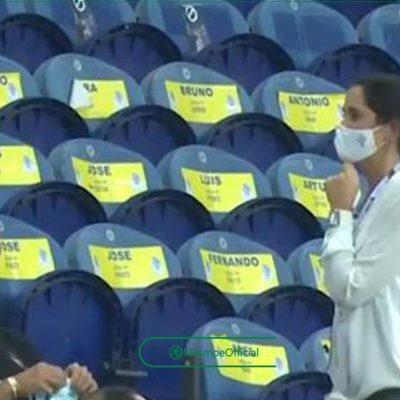 Sikap Santuy Ronaldo Ditegur Petugas Karena Tidak Memakai Masker